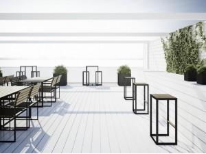 Коллекция садовой мебели «Лион Бар»
