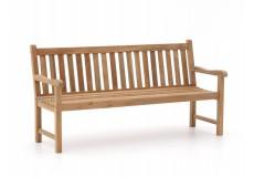 Скамейка «Манчестер» парковая