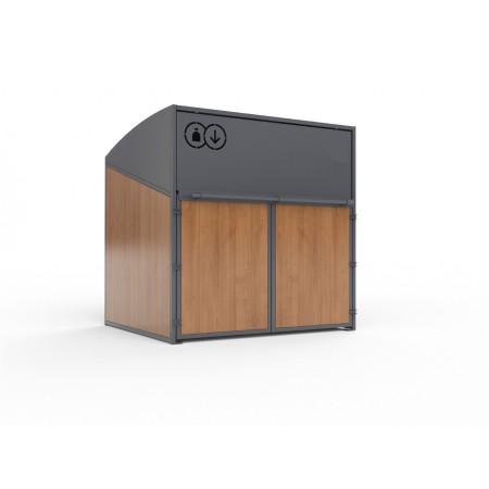 XL Без наклейки (металл и дерево) (арт. ksh 002-02)