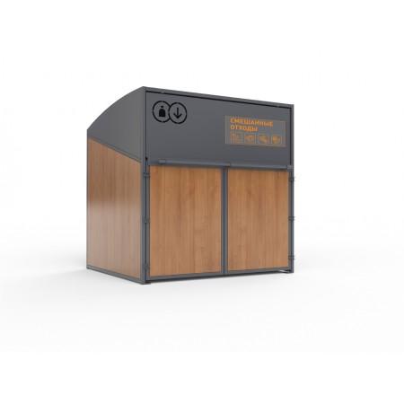 XL Смешанные отходы (металл и дерево) (арт. ksh 002-02-1)