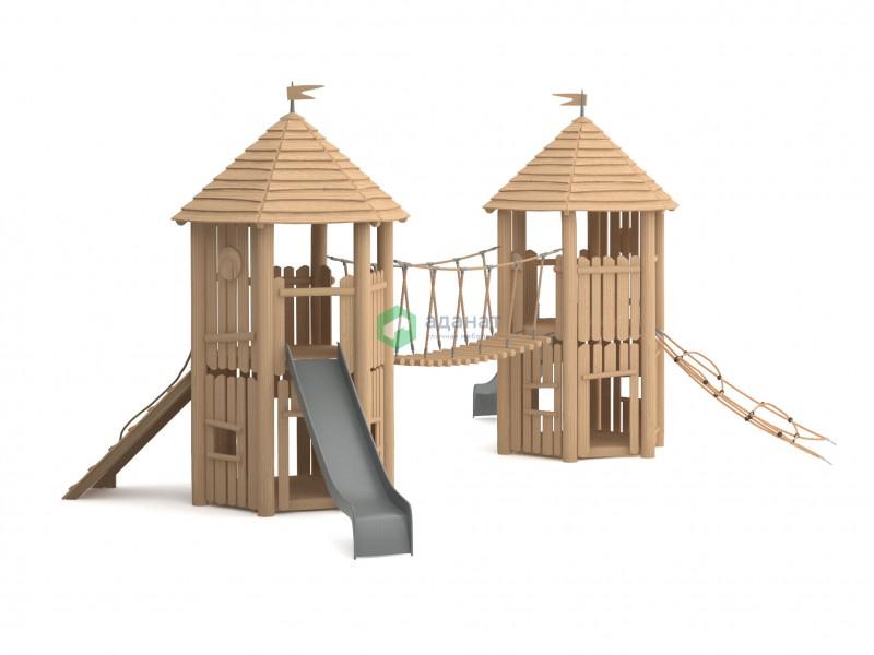Детский городок «2 башни»
