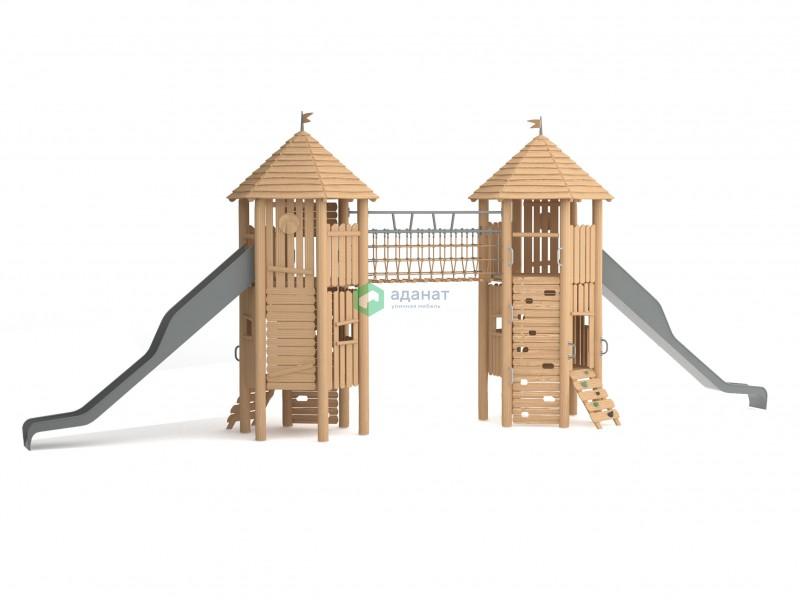 Детский городок «Высокие горки»