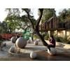Столбик декоративный «Сфера» 700 мм, фото №5