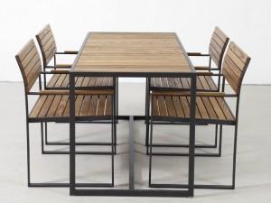Коллекция мебели для кафе «Лион»