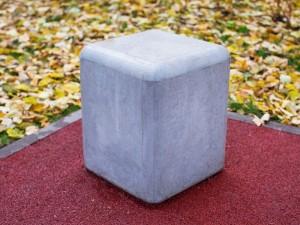 Сиденья бетонные