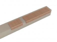Настил для подпорных стен и бетонных скамеек «Гермес» без спинки