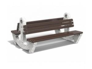 Серия «Скамейки для набережных»