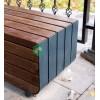 Модульная скамейка «Протей» прямая, фото №2