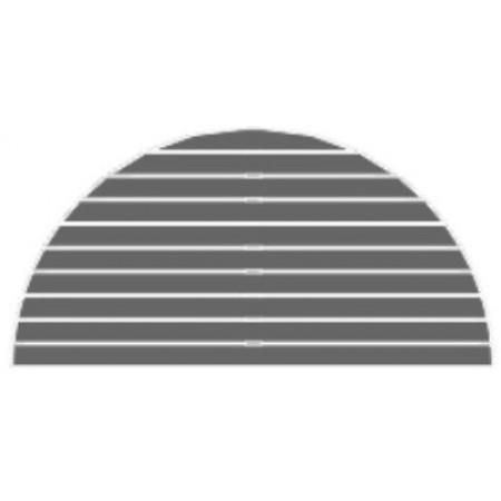 skM 110-03 Полукруглая секция