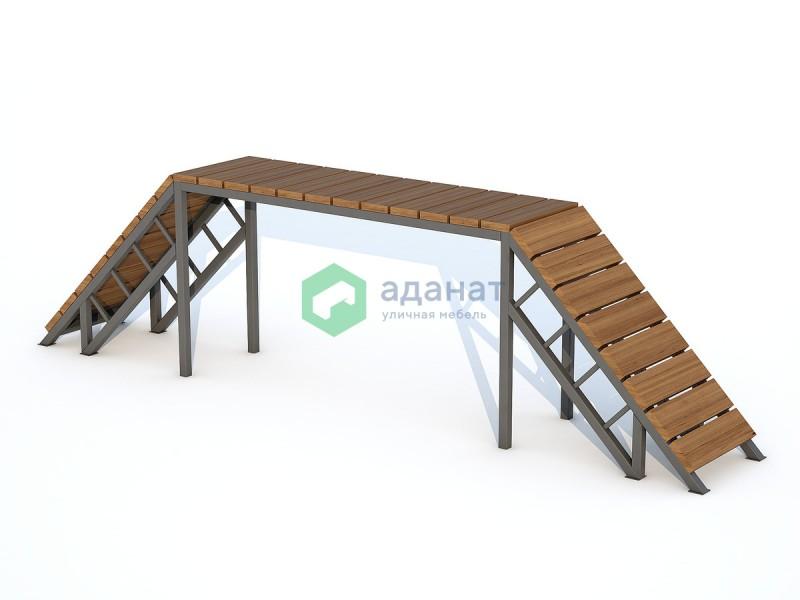 Оборудование для собачьих площадок «Барьер БУМ1»