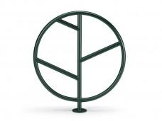 Велопарковка «Мир»