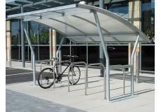 Крытая велопарковка «Академия»