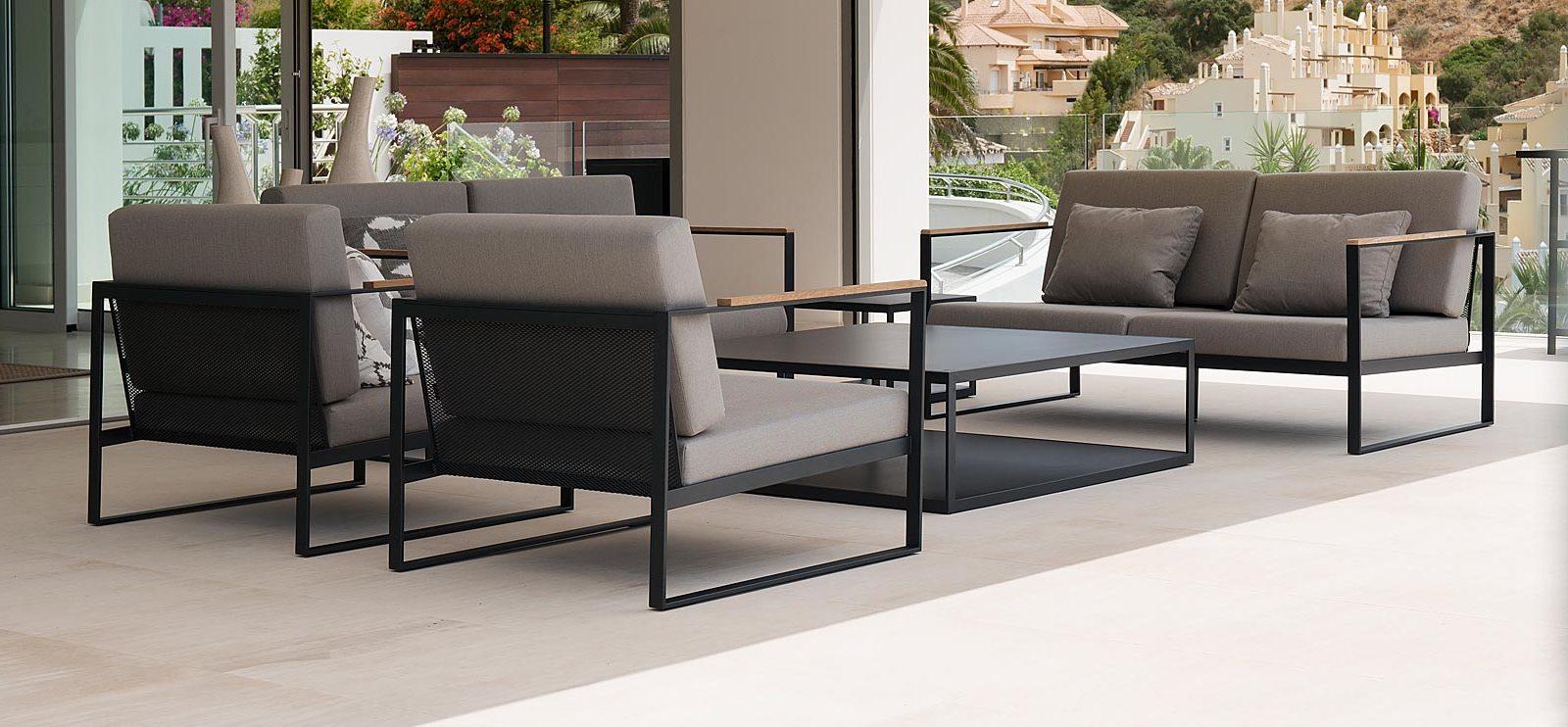 Коллекция мебели для отдыха Лион