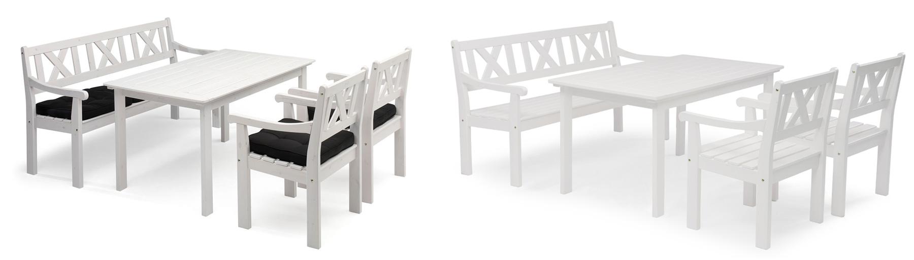 Коллекция садовой мебели Ливерпуль