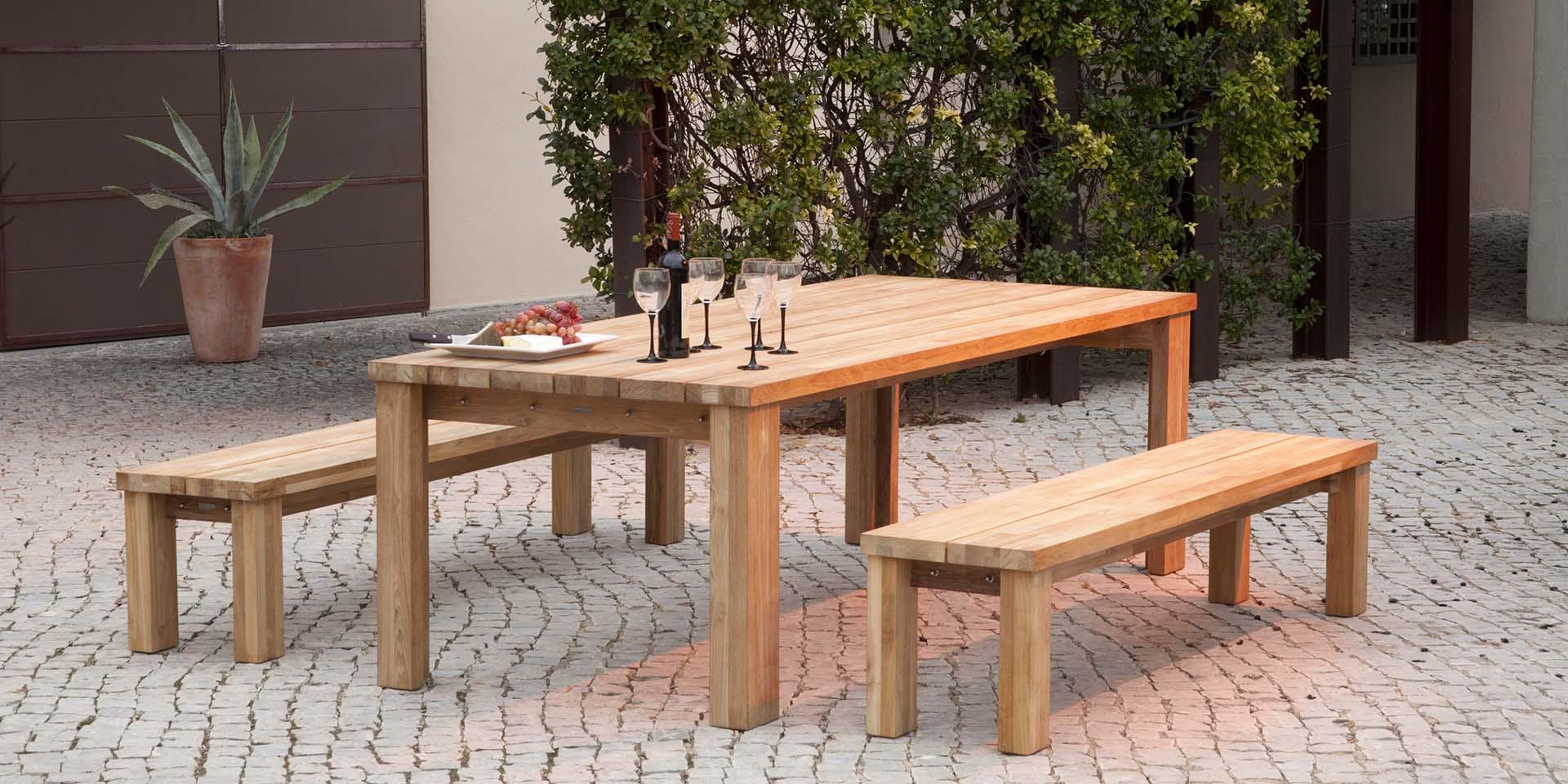 Коллекция садовой мебели Титан