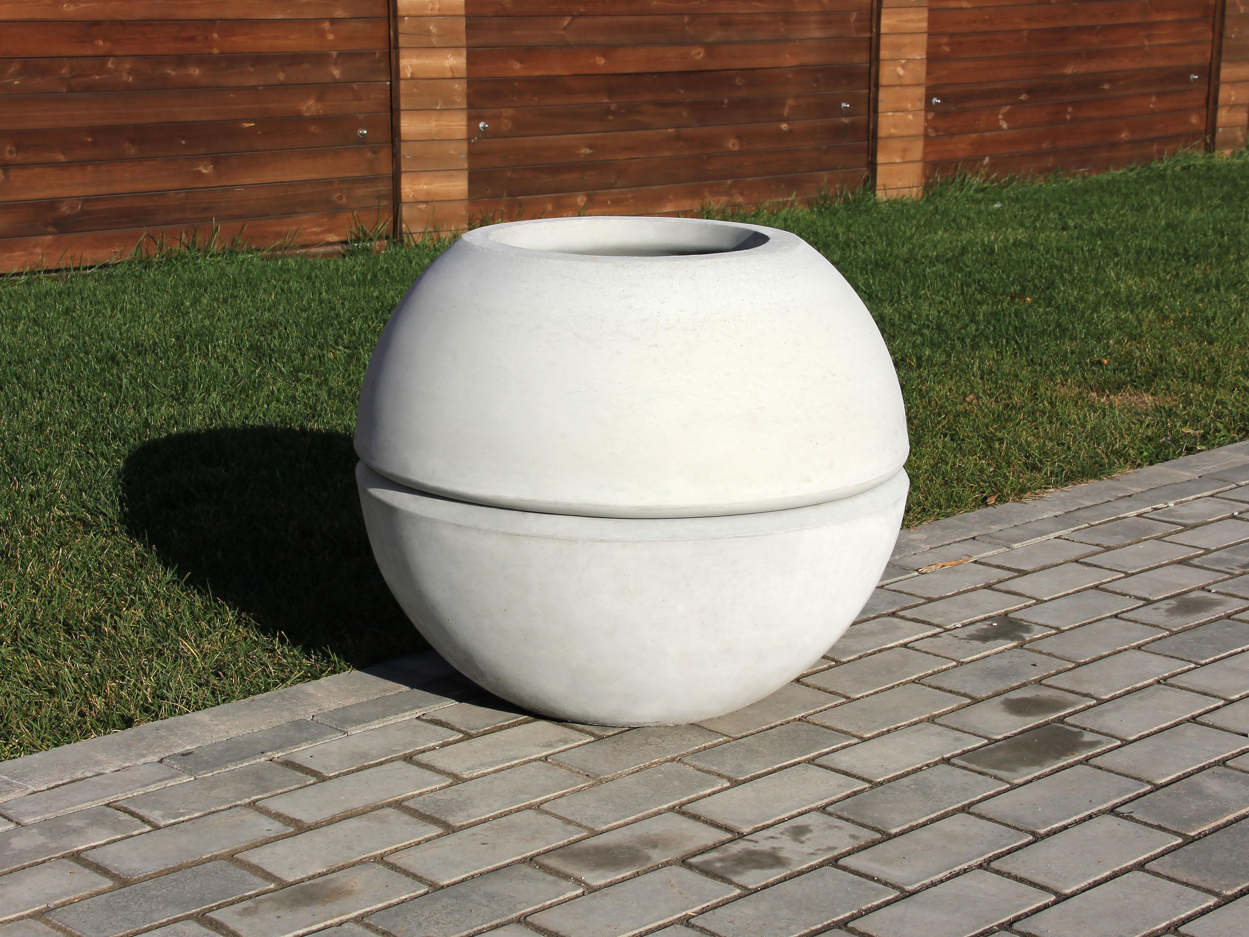 Арт бетон цветочницы маленький миксер бетон москва