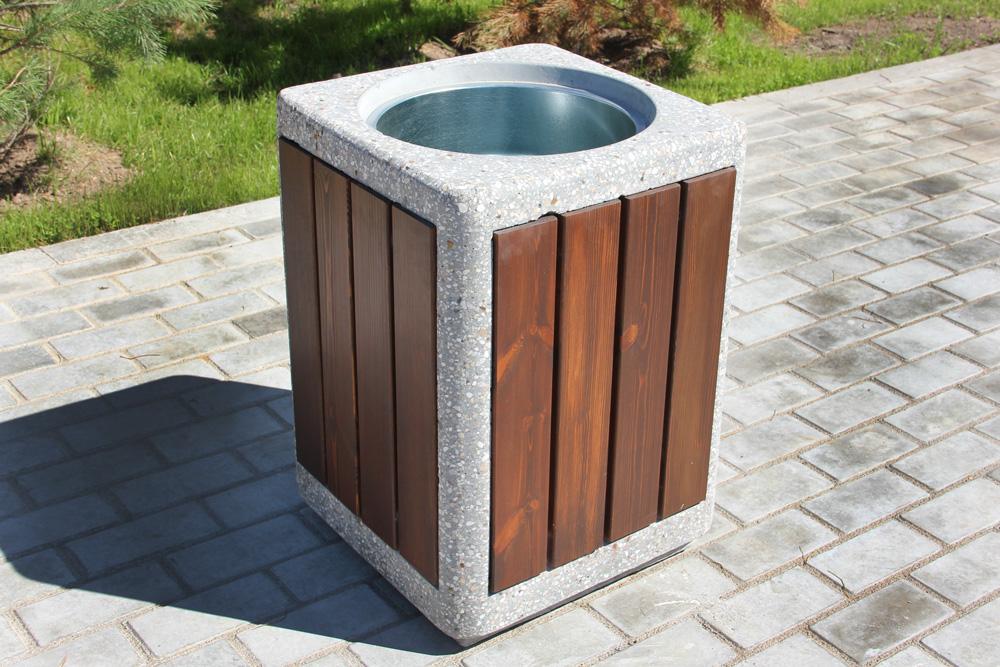 Урна из бетона купить стоимость машины с цементным раствор